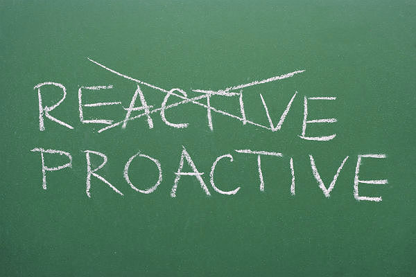 Stop Reacting and Become Proactive Managing your Patient Base