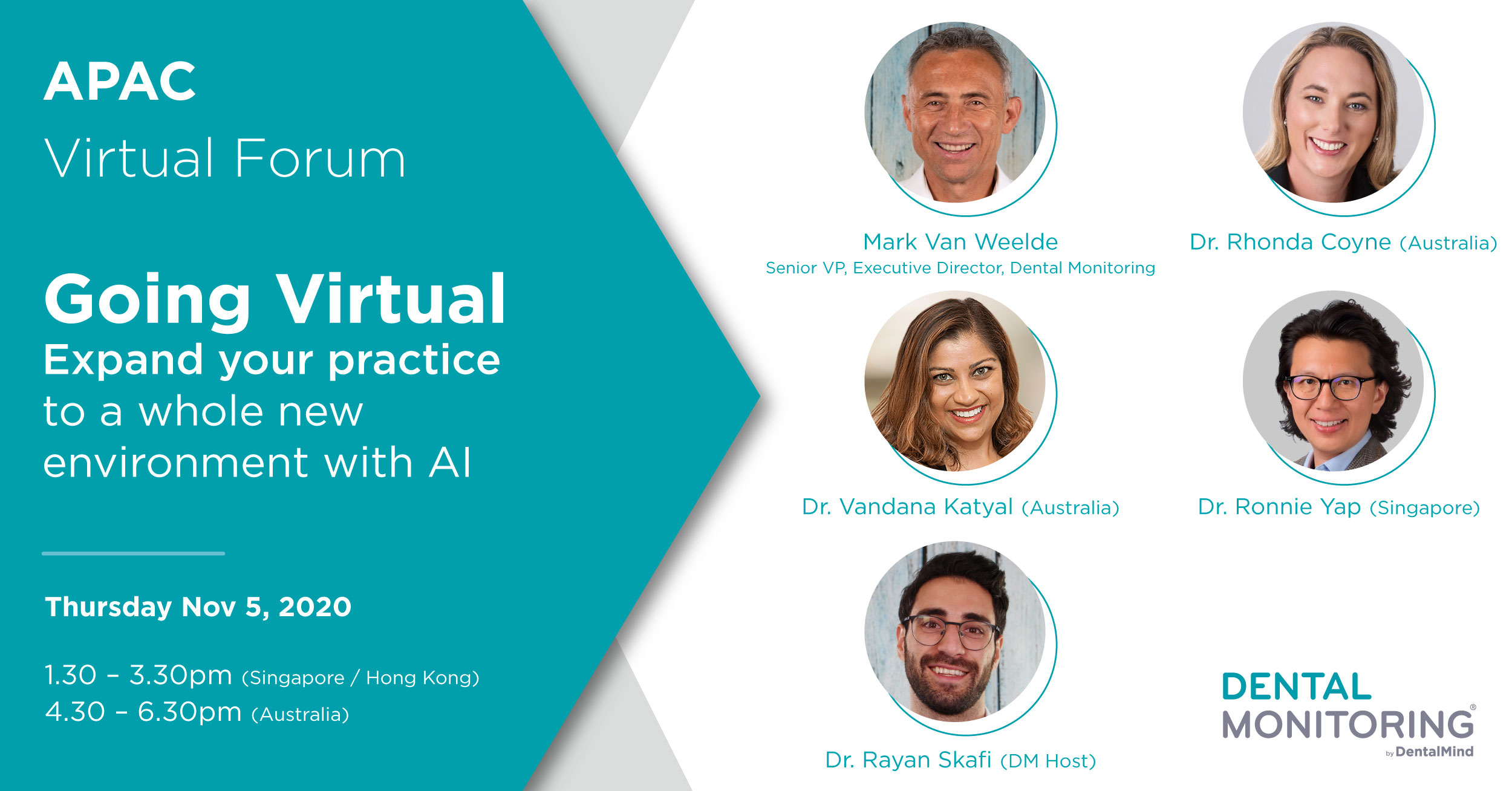Going Virtual – Expand your practice to a whole new environment with AI